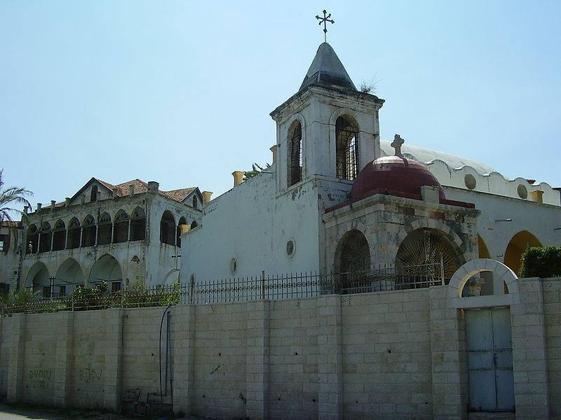 نتيجة بحث الصور عن الكنائس بحيفا