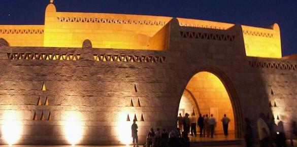 Image result for متحف آثار النوبة بأسوان