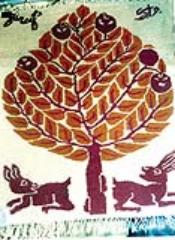 فن قرية جراجوس المصرى المعاصر